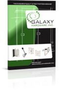 Galaxy Hardware partition parts catalog